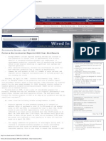 Forterra Environmental Reports 2008 Year-End Results – Daily Commercial News