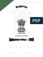 Gujarat Industrial Policy 2009