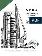 NPRA 2000 Cat Cracker Transcript