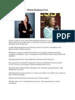 Michele Bachmann Facts
