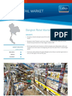 Colliers Bangkok Retail Market Report Q2 2011