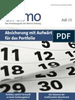 ultimo - Absicherung mit Aufwärtspotenzial für das Portfolio