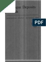 usgs b1005 Fluorspar Deposits  of Utah