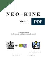 Manual Neo-Kine I Esp