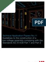 ABB Technical Guide to IEC61439 - QT11