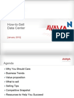 Avaya Data Center How-To-Sell Guide