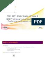 2G Optimization 2011 Phase3