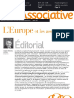 La Vie Associative | n°10 | L'Europe et les associations
