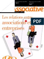 La Vie Associative | n°14 | Les relations entre associations et entreprises