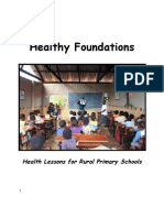 Health Curriculum English Compilation Reduced Size