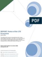 Gsa Lte Ecosystem Report 290711