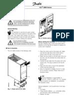 VLT2800 - Mounting Instructions (MI28A102)