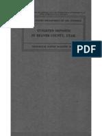 usgs b945-d Tungsten Deposits  of Beaver County, Utah
