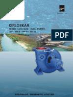 Kirloskar MF Manual