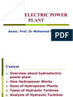 Final - Hydroelectric Power Plant