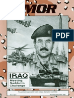Armor Magazine, November-December 1990