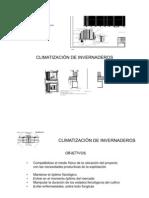 CLIMATIZACION DE INVERNADEROS