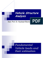 Lecture on Vehicle Structure