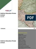 IndiaCan Education Pvt. Ltd. - Company Profile