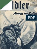 Der Adler nº 7 (2 Abril 1940)