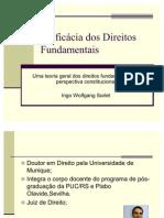 A eficácia dos direitos fundamentais - Ingo W. Sarlet