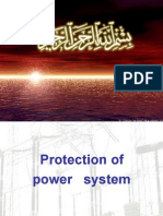PROTECTION OF POWER SYSTEM USING RELAYS AND FUSES