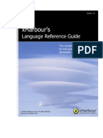 xHarbour Language Reference Guide
