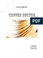 Copper Sector Report