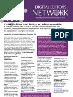 NewsShow-Flyer21Oct2011