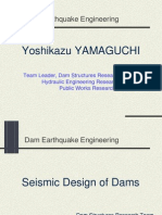 (1)Dam Earthquake Engineering
