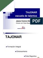 Jesus Corera (La Organizacin de La Cantera Del CA Osasuna)