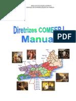 Diretrizes COMEERJ - CEERJ