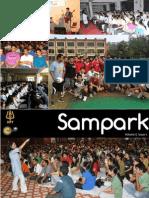 Sampark_Vol 5_Issue 1_1 AUG 2011