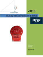 Blinky breakout manual