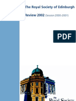 Review of Session 2000-2001