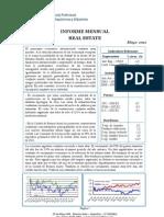 Informe CPAU Real Estate - Mayo 2011