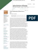 Han Israëls-Der Fall Freud (review)
