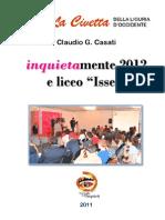 """InquietaMente 2012 e liceo """"Issel"""""""