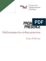 Presença Proativa - Estratégias de Campo para Proteção Civil