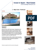 Penthouse Calahonda For Sale Bank Reposession