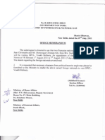 Government of India ministry of petroleum & natural gas. Released August 1, 2011
