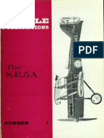 Profile Publications No.1 - S.E.5A
