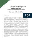 Alfaro Salvador - Gramsci Y La Sociologia Del Conocimiento