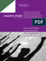 Estudo de Caso - El Salvador