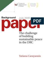 Estudo de Casos - República Democrática do Congo