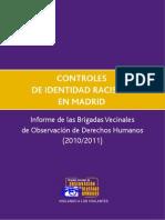 INFORME Brigadas Vecinales de Observación de Derechos Humanos 2010_2011