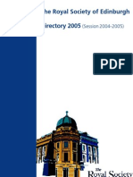 Directory 2005 (Session 2004-2005)
