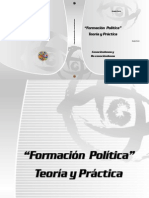 Formación Política - volumen I