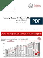LuxuryGoodsWorldwideMarketStudy_Spring 2011 Update