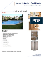 For sale Marbella - River Garden 2 bed apartment